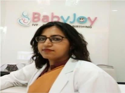 Dr.Neha jain Gupta - Best IVF Specialist in India