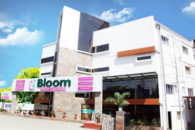 Top 10 Best IVF Centre in India - Bloom Fertility Centre