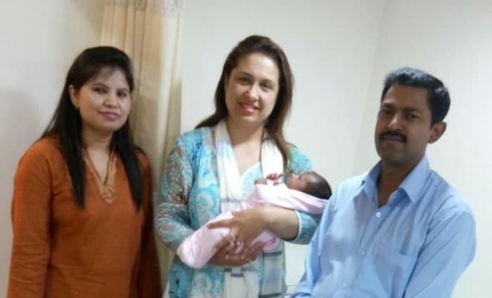 Dr. Anjali Chaudhary - Best IVF Doctor in Delhi