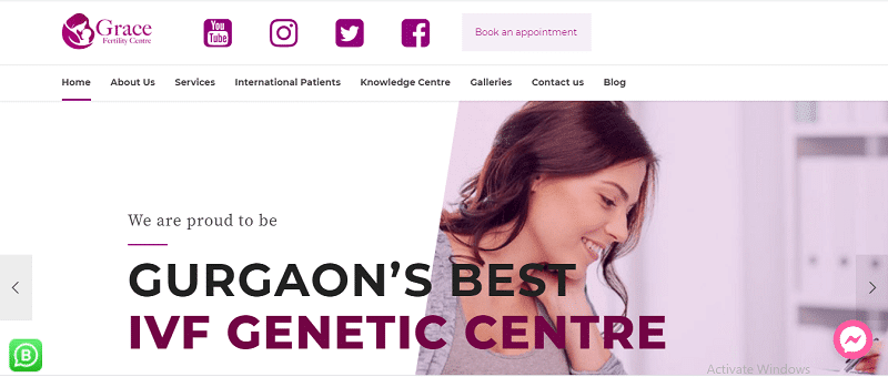 best ivf centre in gurgaon 2020