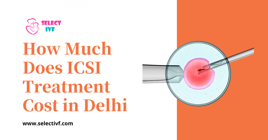 How Much Does ICSI Treatment Cost in Delhi