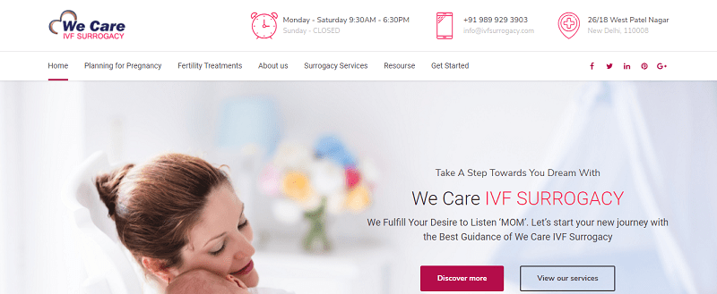 Wecare IVF – best IVF centre in Nepal