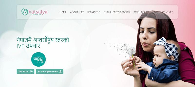 Vatsalya Natural IVF - best IVF centre in Nepal