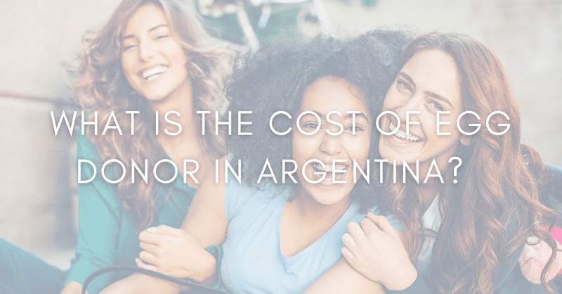What is the cost of egg donor in Argentina